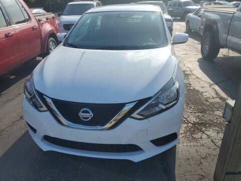 2016 Nissan Sentra for sale at All State Auto Sales, INC in Kentwood MI