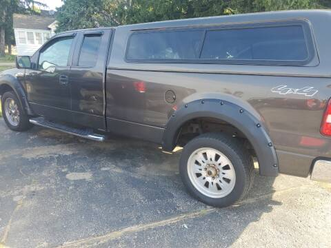2008 Ford F-150 for sale at All State Auto Sales, INC in Kentwood MI