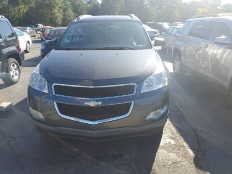 2011 Chevrolet Traverse for sale at All State Auto Sales, INC in Kentwood MI