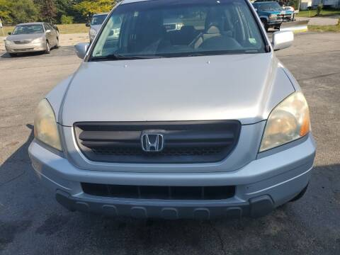 2003 Honda Pilot for sale at All State Auto Sales, INC in Kentwood MI