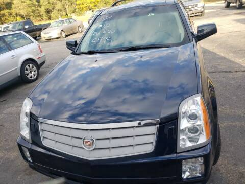 2007 Cadillac SRX for sale at All State Auto Sales, INC in Kentwood MI