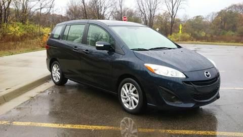 2014 Mazda MAZDA5 for sale in Rochester, MI