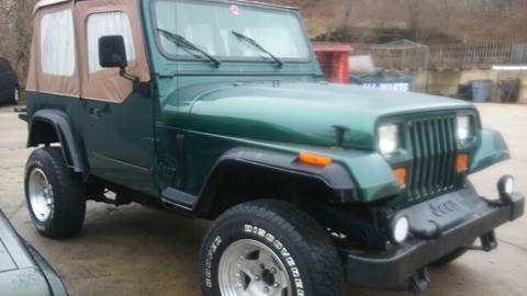 1994 Jeep Wrangler For Sale - Carsforsale.com®