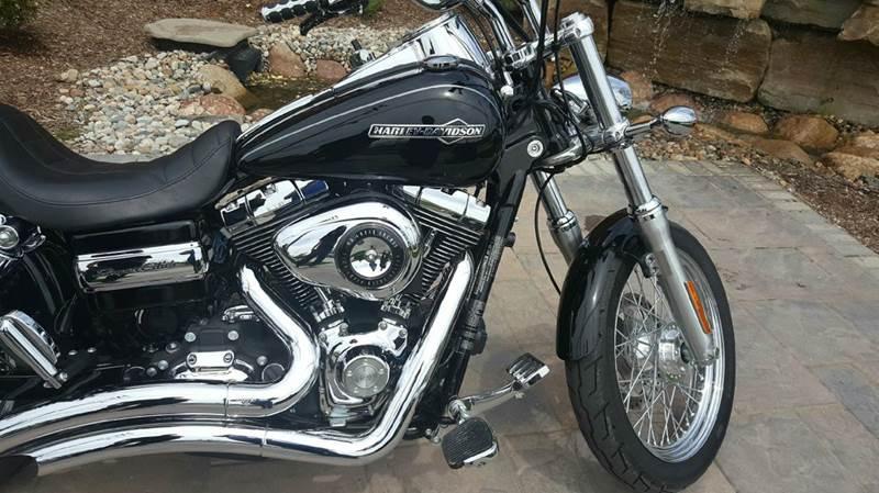 2012 Harley-Davidson Dyna FXDC - Rochester MI