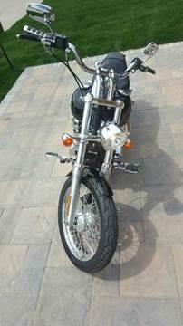 2012 Harley-Davidson Dyna for sale in Rochester, MI