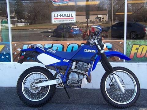 1999 Yamaha TTR250 for sale in Pottstown, PA