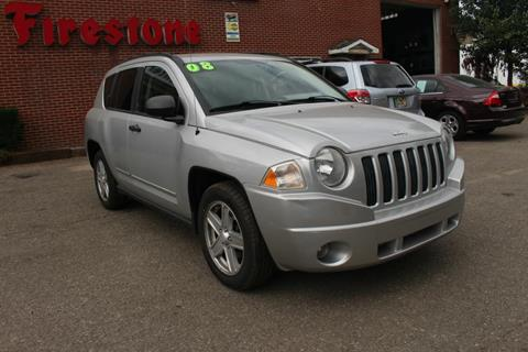 2008 Jeep Compass for sale in Meadville, PA