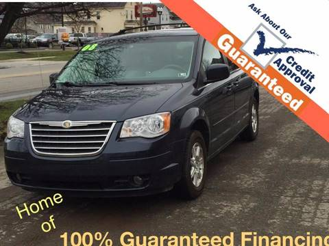 2008 Chrysler Town and Country for sale in Meadville, PA
