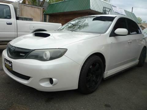 2009 Subaru Impreza for sale at Sindibad Auto Sale, LLC in Englewood CO