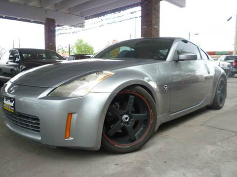 2005 Nissan 350Z for sale at Sindibad Auto Sale, LLC in Englewood CO