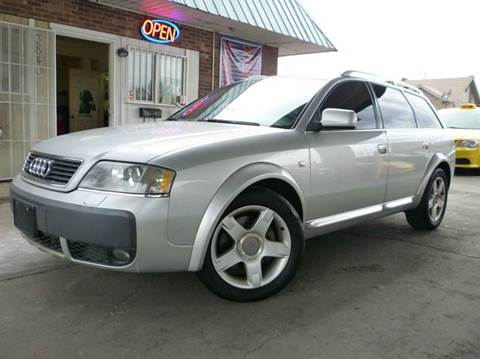 2005 Audi Allroad Quattro for sale at Sindibad Auto Sale, LLC in Englewood CO