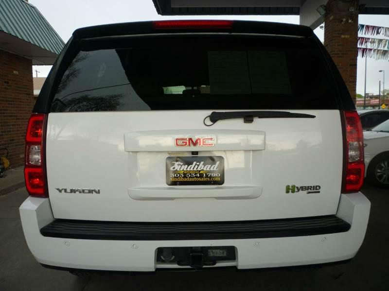 hybrid suv and sierra gmc vehicle exterior news information