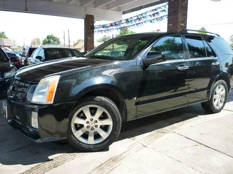 2007 Cadillac Srx V6 AWD 4dr SUV ( 3.6 6cyl 5A ) In Denver CO ...