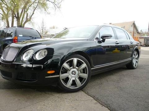 2006 Bentley Continental Flying Spur for sale in Denver, CO