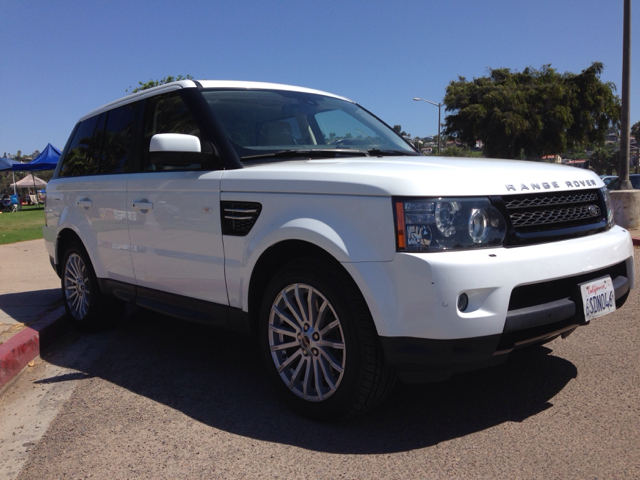 2012 Land Rover Range Rover Sport HSE 4x4 4dr SUV - San Diego CA