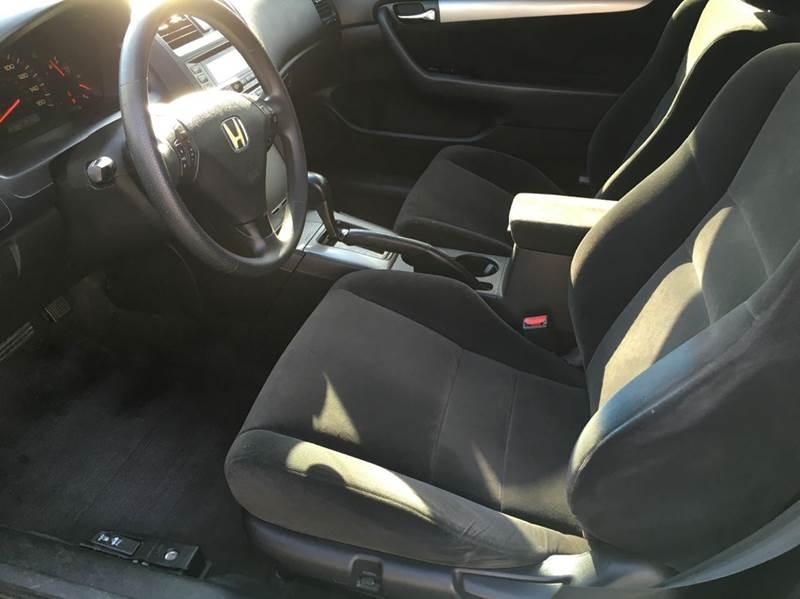 2007 Honda Accord EX 2dr Coupe (2.4L I4 5A) - San Diego CA
