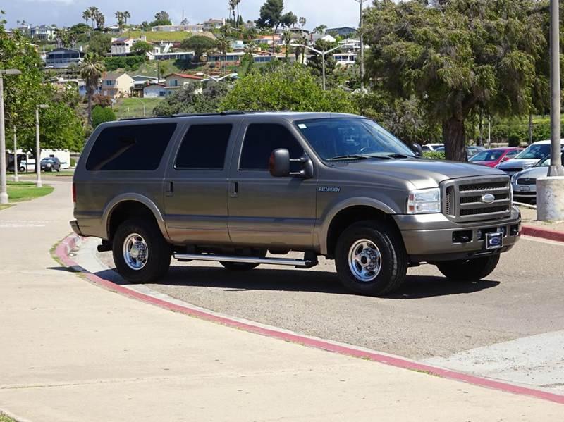 2005 Ford Excursion Eddie Bauer 4WD 4dr SUV - San Diego CA