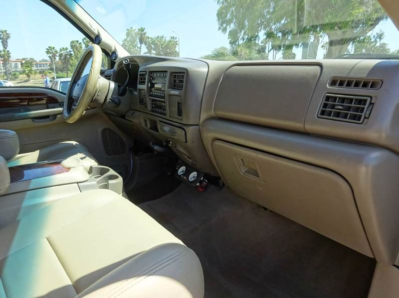 2002 Ford Excursion Limited 4WD 4dr SUV - San Diego CA