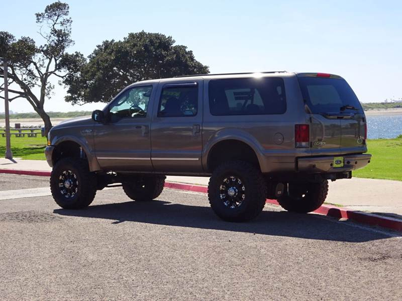 2004 Ford Excursion Limited 4WD 4dr SUV - San Diego CA