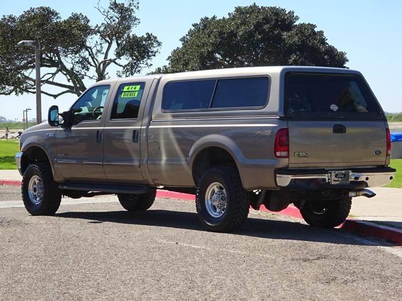 2002 Ford F-350 Super Duty 4dr Crew Cab Lariat 4WD LB - San Diego CA