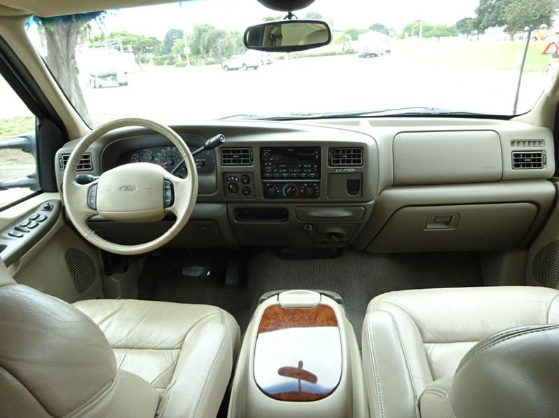 2000 Ford Excursion 4dr Limited 4WD SUV - San Diego CA