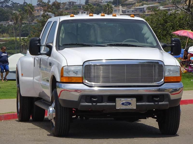 2000 Ford F-350 Super Duty 4dr Lariat 4WD Crew Cab SB - San Diego CA