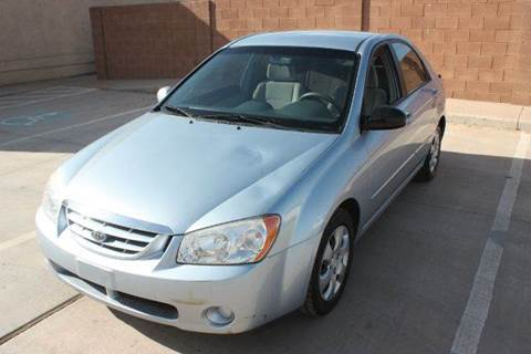 2006 Kia Spectra for sale at A AND A AUTO SALES - East Lot in Gadsden AZ