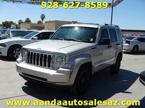 2008 Jeep Liberty for sale in Gadsden, AZ