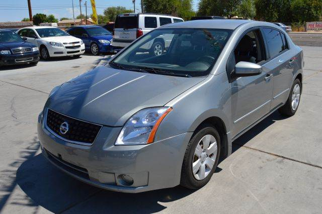 2008 Nissan Sentra for sale at A AND A AUTO SALES in Gadsden AZ