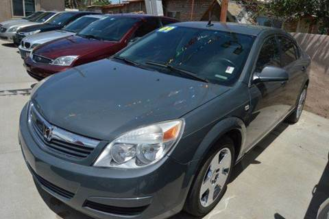 2009 Saturn Aura for sale at A AND A AUTO SALES in Gadsden AZ