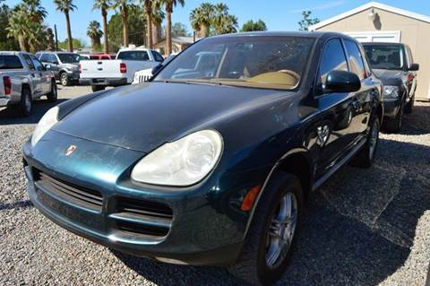 2004 Porsche Cayenne for sale in Gadsden, AZ