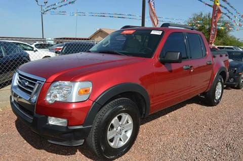 2008 Ford Explorer Sport Trac for sale at A AND A AUTO SALES in Gadsden AZ