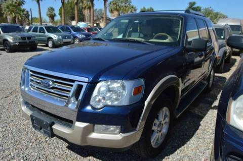 2006 Ford Explorer for sale at A AND A AUTO SALES in Gadsden AZ