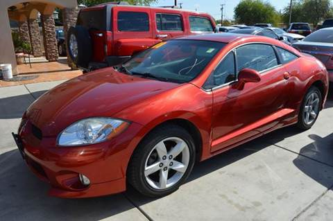 used 2008 mitsubishi eclipse for sale in arizona - carsforsale®