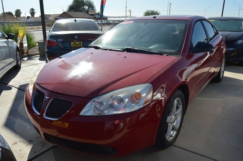2007 Pontiac G6 for sale at A AND A AUTO SALES in Gadsden AZ