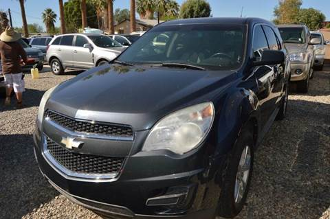 2010 Chevrolet Equinox for sale at A AND A AUTO SALES in Gadsden AZ