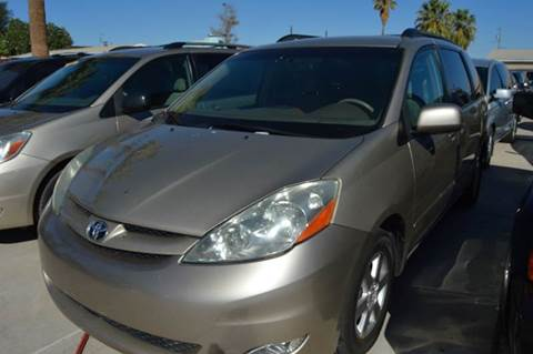 2006 Toyota Sienna for sale at A AND A AUTO SALES in Gadsden AZ