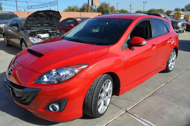 2012 Mazda MAZDASPEED3 for sale at A AND A AUTO SALES in Gadsden AZ