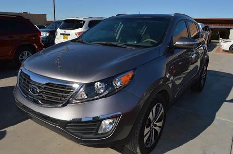 2011 Kia Sportage for sale at A AND A AUTO SALES in Gadsden AZ