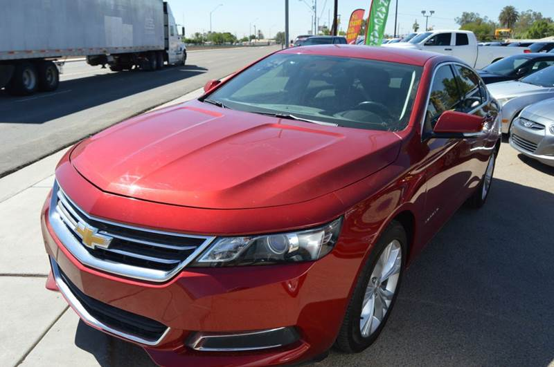 2014 Chevrolet Impala for sale at A AND A AUTO SALES in Gadsden AZ