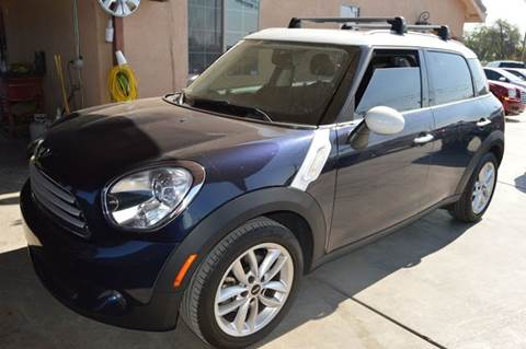 2011 MINI Cooper Countryman for sale at A AND A AUTO SALES in Gadsden AZ
