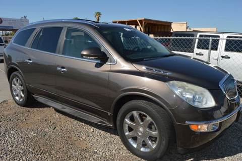 2009 Buick Enclave for sale at A AND A AUTO SALES in Gadsden AZ