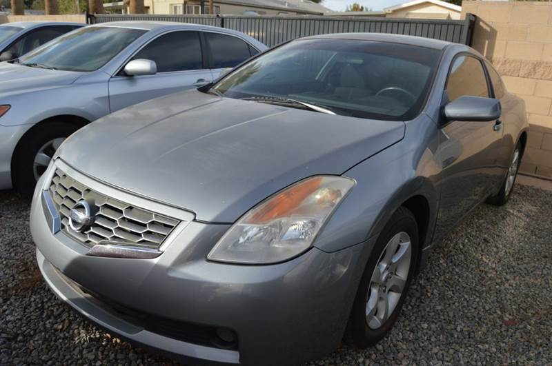 2008 Nissan Altima for sale at A AND A AUTO SALES in Gadsden AZ
