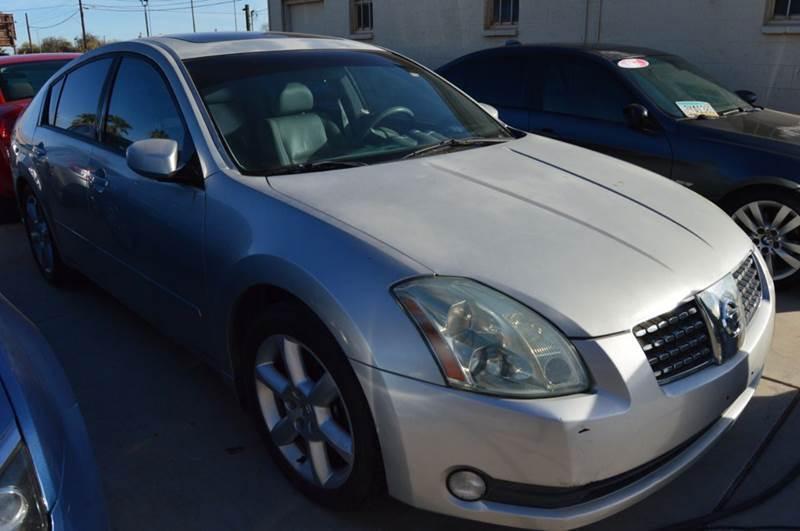 2006 Nissan Maxima 3.5 SE 4dr Sedan W/Automatic   Gadsden AZ