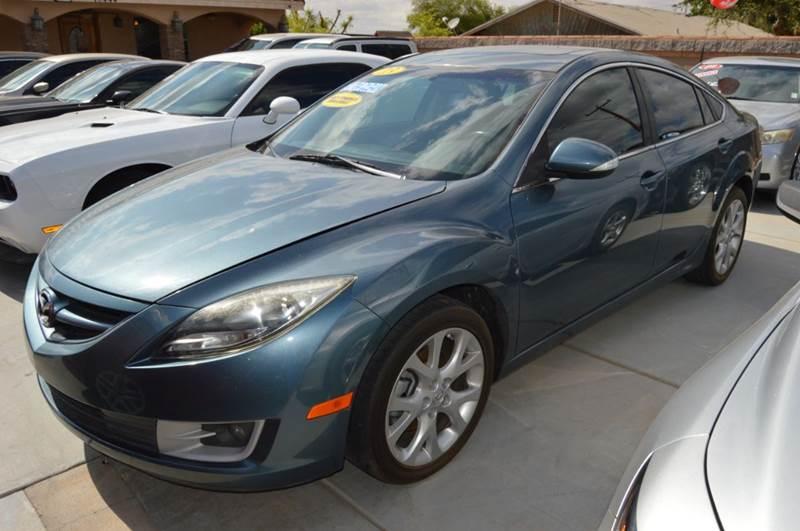 2013 Mazda Mazda6 i Touring Plus 4dr Sedan In Gadsden AZ - A AND A ...