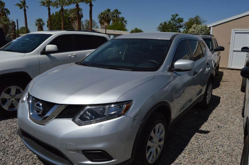 2016 Nissan Rogue for sale at A AND A AUTO SALES in Gadsden AZ