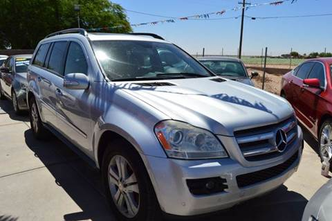 2008 Mercedes-Benz GL-Class for sale at A AND A AUTO SALES in Gadsden AZ