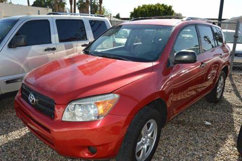 2006 Toyota RAV4 for sale at A AND A AUTO SALES - West Lot in Gadsden AZ
