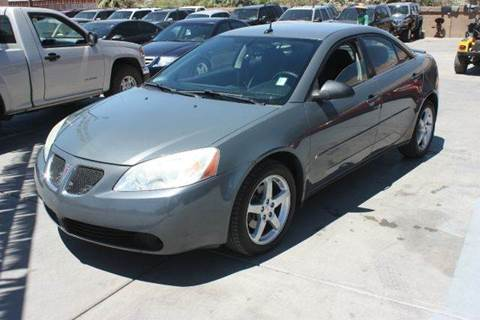 2008 Pontiac G6 for sale at A AND A AUTO SALES in Gadsden AZ