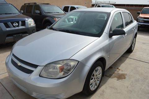 2009 Chevrolet Cobalt for sale at A AND A AUTO SALES - West Lot in Gadsden AZ